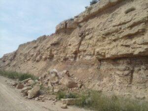 Distribucion de rocas en el mundo