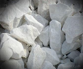 Tipos de rocas: caliza