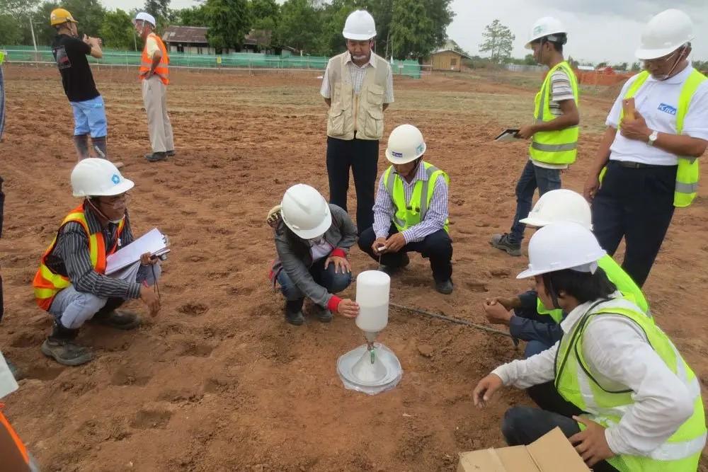 Estándares de Ingeniería Geomécnica de ASTM
